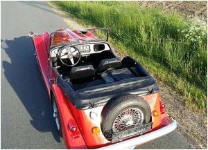 Oldtimer Hochzeitsauto