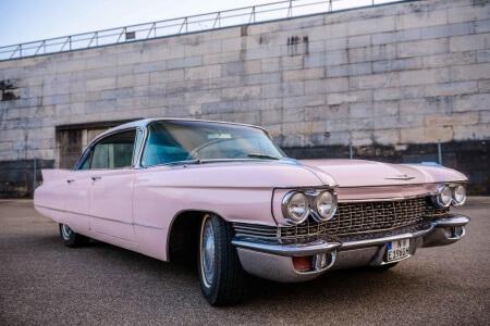 Cadillac Oldtimer Hochzeitsauto