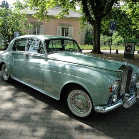 Rolls-Royes Silver Cloud III