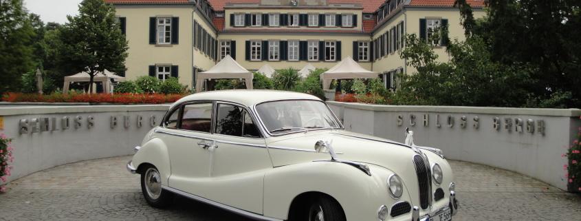 BMW 502 V8 Barockengel