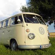 VW Bus T1 Front