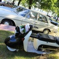 Mercedes W108 Oldtimer Hochzeitsauto