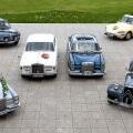 Rolls Royes Silver Shaodow Oldtimer Hochzeitsauto