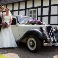 Citroen cv-11b Oldtimer Hochzeitsauto