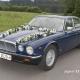 Jaguar Oldtimer Hochzeitsauto