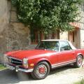 Mercedes Oldtimer Hochzeitsauto18