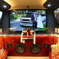 VW Bus Strechlimousine Oldtimer Hochzeitsauto