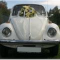 VW Käfer Oldtimer Hochzeitsauto