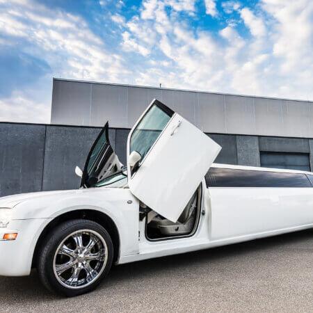 Chrysler 300 Strechlimo Hochzeitsauto Oldtimer