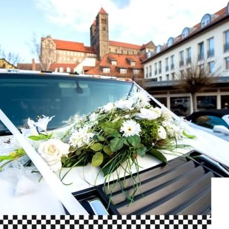 Hummer H2 Hochzeitsauto