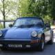 Porsche Oldtimer Hochzeitsauto