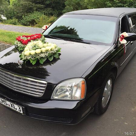 Cadillac Strechlimousine Oldtimer Hochzeitsauto