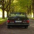 Rolls Royes Silver Sprint Oldtimer Hochzeitsauto