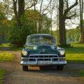Cadillac Sedan Oldtimer Hochzeitsauto