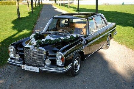 Mercedes Oldtimer Hochzeitsauto Österreich Austria