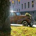 Oldsmobile F37 Oldtimer Hochzeitsauto Ausrtria Österreich