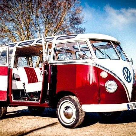 VW Bulli T1 Oldtimer Hochzeitsauto