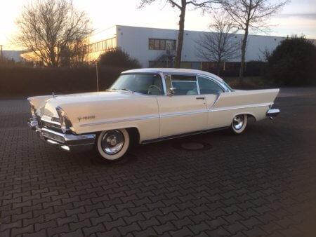 Ford Lincoln Premiere Oldtimer Hochzeitsauto