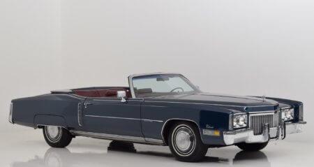 Cadillac Fleetwood Eldorade Oldtimer Hochzeitsauto