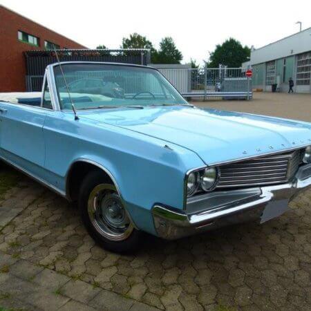 Chrysler Newport Oldtimer Hochzeitsauto