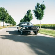 Ford Mustang Oldtimer Hochzeitsauto