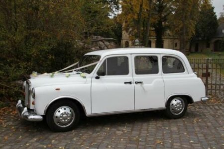 London-Taxi Oldtimer Hochzeitsauto