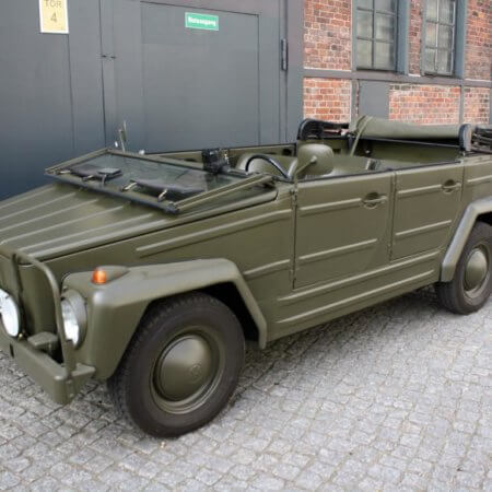VW 181 Kübel Oldtimer Hochzeitsauto