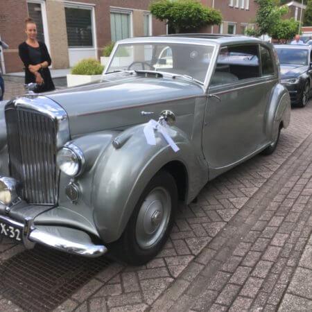 Bentley Oldtimer Hochzeitsauto