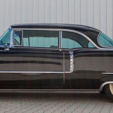 Cadillac Coupe de Ville Oldtimer Hochzeitsauto