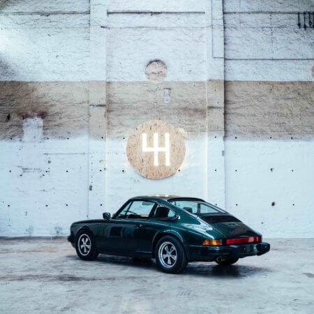 Porsche 911 Oldtimer Hochzeitsauto