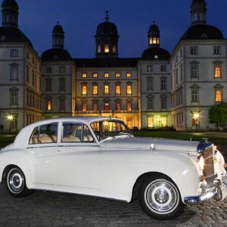 Bentley S1 Hoczeitsauto Oldtimer