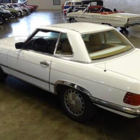 Mercedes Benz Oldtimer Hochzeitsauto