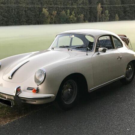 Porsche 356 Oldtimer Hochzeitsauto Oldtimerzentrale.de