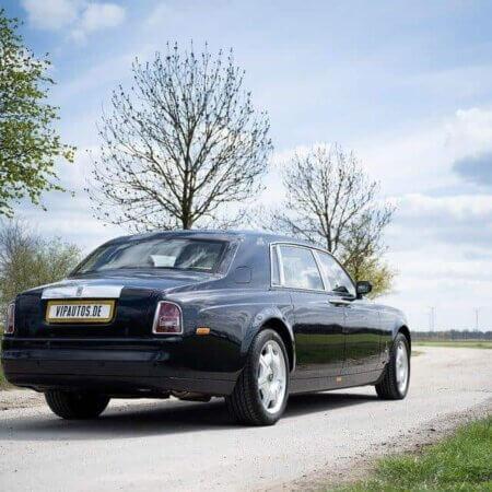 Rolls-Royce-Phantom-VII Hochzeitsauto Oldtimer