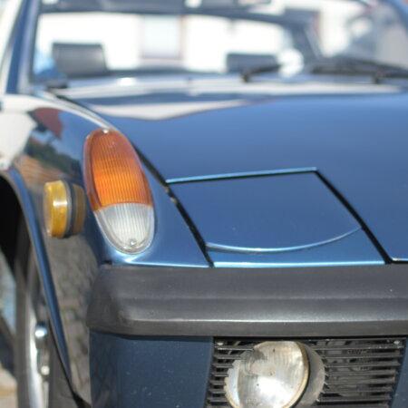 VW Porsche 914 Oldtimer Hochzeitsauto Oldtimerzentrale.de
