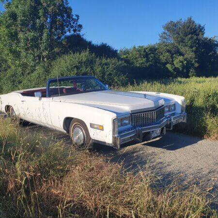 Cadillac Eldorado Oldtimer Hochzeitsauto Oldtimerzentrale