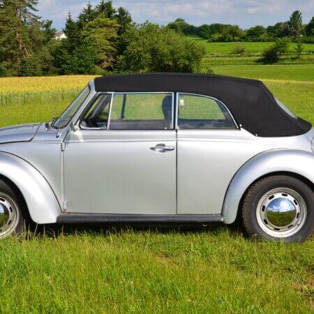 VW Käfer Cabrio Oldtimer Hochzeitsauto Oldtimerzentrale